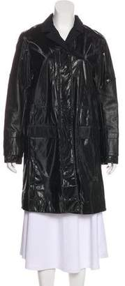 Altuzarra Zip-Up Knee-Length Coat