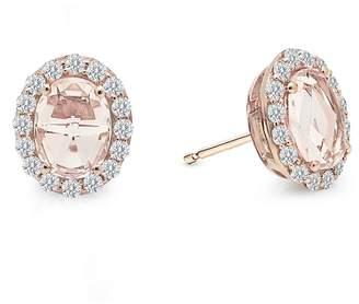 Lafonn Simulated Diamond Halo Earrings