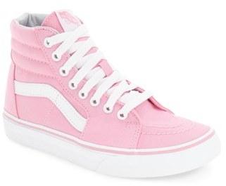 Vans 'Sk8-Hi' Sneaker (Women) $59.95 thestylecure.com