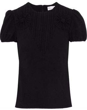 RED Valentino Crepe Top