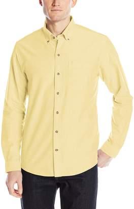 Cutter & Buck Men's Long Sleeve Oxford Shirt