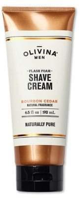 Olivina Bourbon Cedar Shave Cream