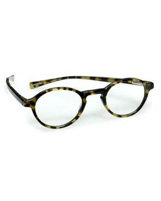 Eyebobs Board Stiff Round Readers, Tortoise $79 thestylecure.com