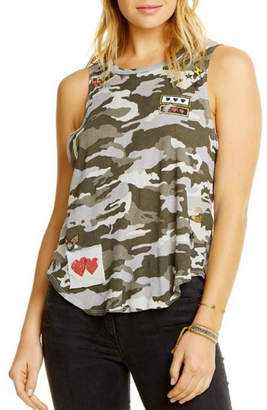 Chaser LA Camouflage Patch Tank
