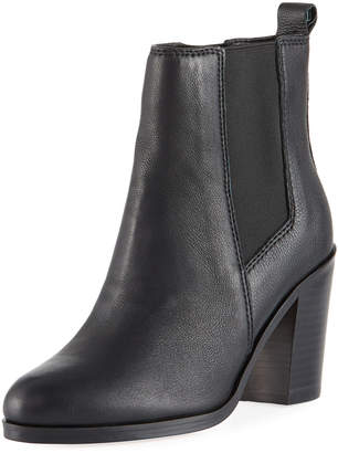 Splendid Newbury Block-Heel Chelsea Booties