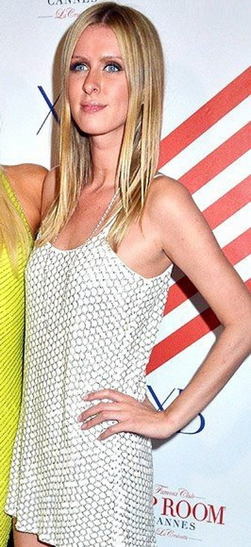 Leather Sequin Tank Dress - as seen on Nicky Hilton - by Parker