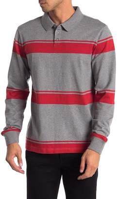 RVCA KL Rugby Striped Shirt