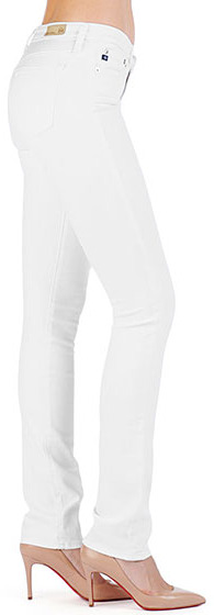 AG Jeans The Premiere - White