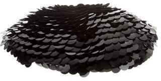 Marc Jacobs Knit Sequin Beret