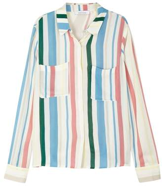 Samsoe & Samsoe Samse & Samse Milly Striped Jersey Shirt