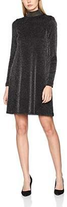 Vila CLOTHES Women's Viglori Vang L/s 1 Dress,(Manufacturer Size: X-Small)