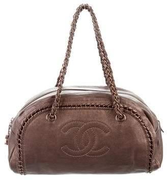 Chanel Medium Luxe Ligne Bowler Bag