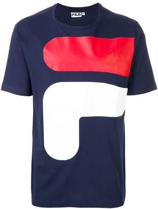 Fila branded print T-shirt