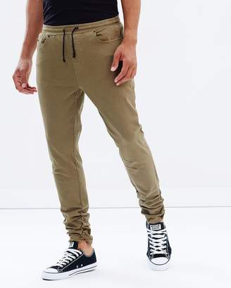 The Spring Joggers