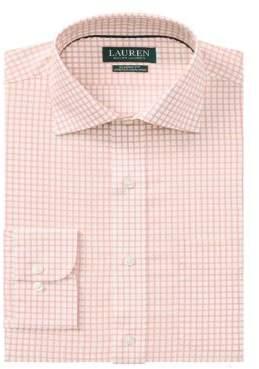 Lauren Ralph Lauren Classic-Fit No-Iron Check Dress Shirt