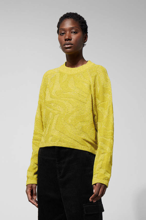 Juno Sweater - Yellow
