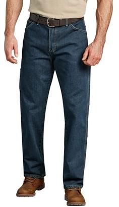 Dickies Genuine Men's Relaxed Denim Carpenter Jean