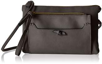 T-Shirt & Jeans Convertible Cross Body and Wristlet