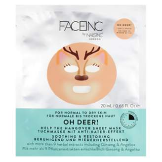 Nails Inc Face Inc Oh Deer Sheet Mask - Restoring