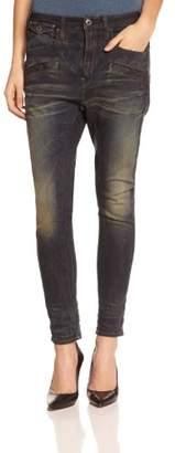 G Star Women's Davin 3D Tapered Jeans,26W / 32L