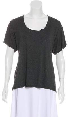 Riller & Fount High-Low Short Sleeve Top
