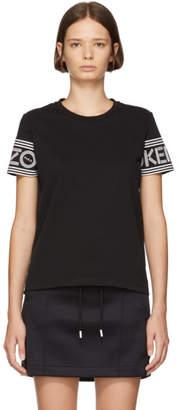 Kenzo Black Logo Sport T-Shirt