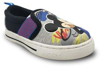 6f394d4313e8 MICKEY MOUSE Mickey Mouse Toddler Boys  Slip-on Sneaker