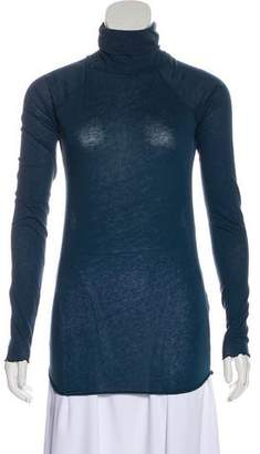 Humanoid Long Sleeve Turtleneck Top