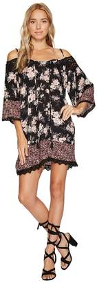 Angie Cold Shoulder Dress Women's Dress