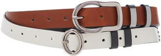 Schumacher Dorothee Dual Leather Belt