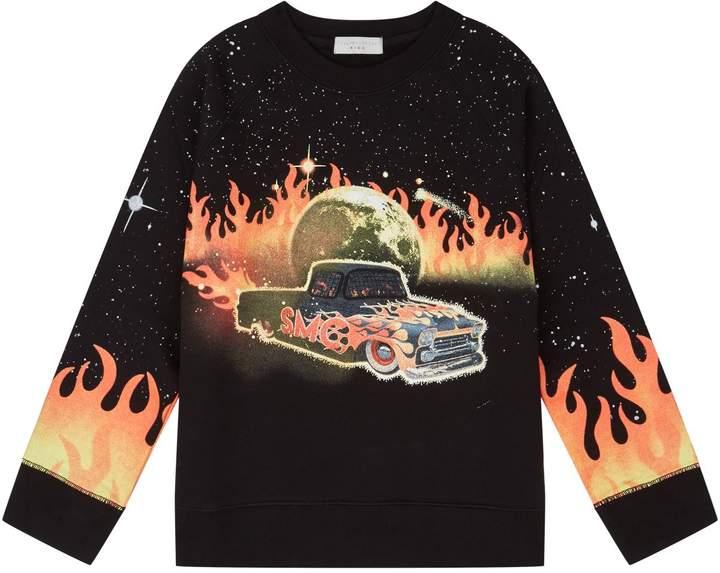 Stella Mccartney Arlie Flame Sweater