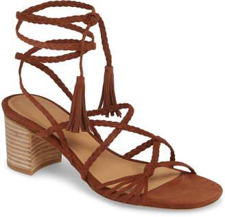 Sigerson Morrison Haize Lace-Up Sandal