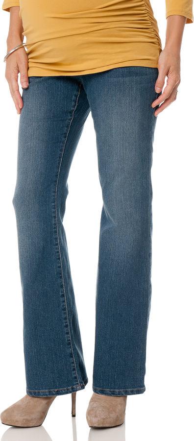 Motherhood Secret Fit Belly Signature Pocket Boot Cut Maternity Jeans