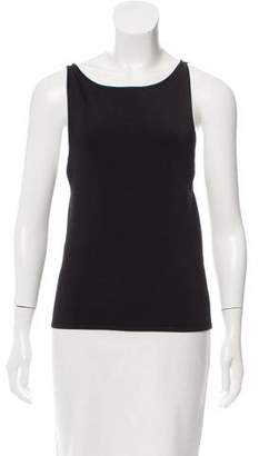 Ralph Lauren Sleeveless Open Back Top