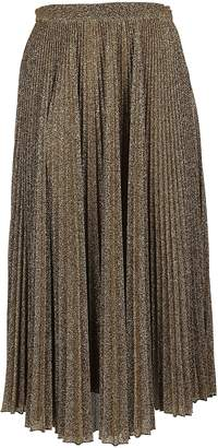 Philosophy di Lorenzo Serafini Two-tone Pleated Skirt