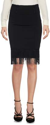 Andrea Morando Knee length skirts - Item 35329189EE
