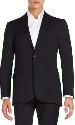 Ralph Lauren Men's Solid Wool Sportcoat