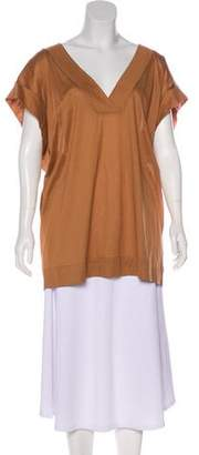 Eres V-Neck Mini Cover-Up