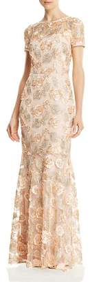 Decode 1.8 Floral Embellished Gown
