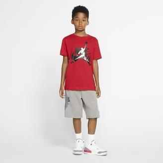 Nike Big Kids' (Boys') Short-Sleeve T-Shirt Jordan Jumpman