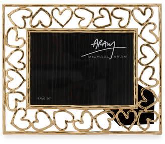 "Michael Aram Heart 5x7"" Frame"