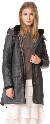 Belstaff Wembury Waxed Cotton Jacket $850 thestylecure.com