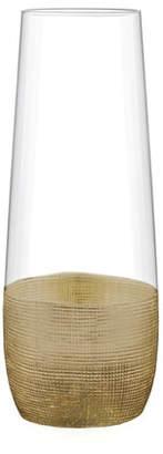 Fitz & Floyd Glass 20 oz. Stemless All Purpose Wine Glass