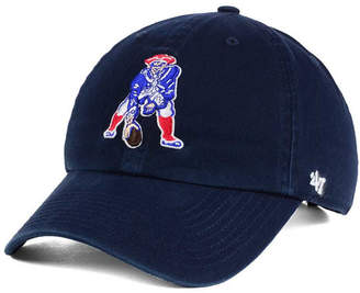 '47 New England Patriots Clean Up Strapback Cap