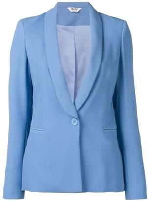 Liu Jo one-button fitted blazer