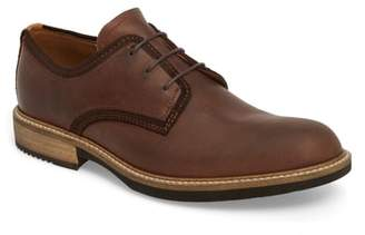 Ecco Kenton Plain Toe Derby