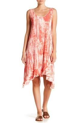 Loveappella Flare Hem Tank Dress