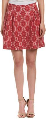 Maje Lace Mini Skirt