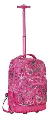 Rockland 19 Rolling Backpack R02