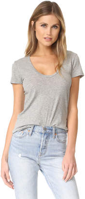James Perse Casual Tee $57 thestylecure.com